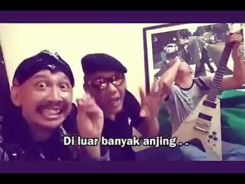 Lagu Trio Cebonger Ini Nyindir Bingit pada Amen Rais?