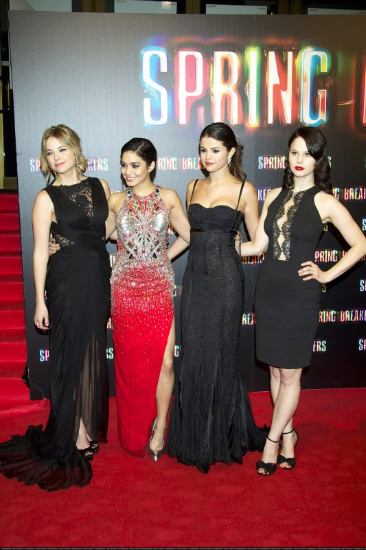 Selena-Gomez-Vanessa-Hudgens-Ashley-Benson-Rachel-Korine-at-Spring-Breakers-Premiere-in-Madrid-Pictures-Photos-21