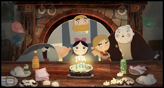 Song of the Sea Wins at European Film Awards