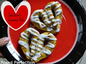 heart shaped cinnamon rolls 1