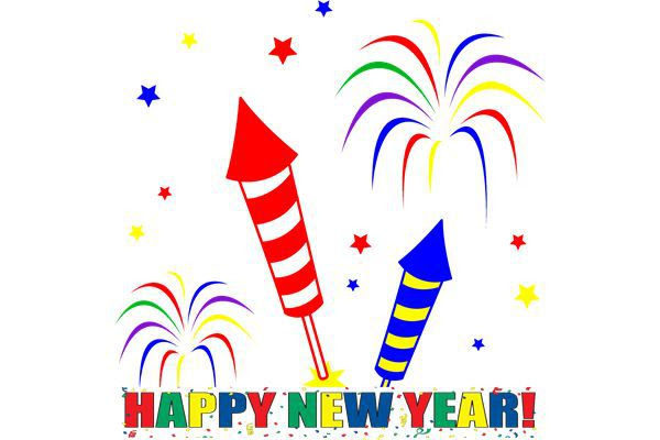 New Years Clipart 2018 At Getdrawingscom Free For Personal Use
