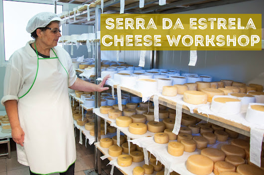 Learning How to Make Serra da Estrela Cheese from Scratch | Backpack Me