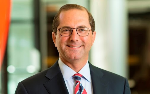 HHS Secretary Alex Azar goes before House panel to defend health program cuts in Trump's proposed FY19...