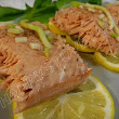 Oven Baked Salmon Fillet - Recipe