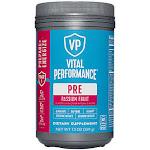 Vital Performance Pre Prepare Energize PreWorkout Passion Fruit (13 oz. / 14 Servings)