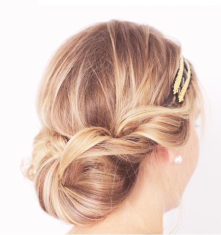 Idées Coiffures Cheveux Lisses Avec Frange Et Headband