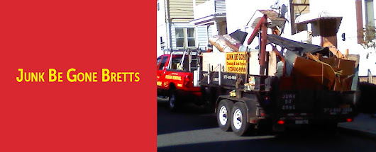 Junk Be Gone Bretts offers Hauling Services in West Milford, NJ
