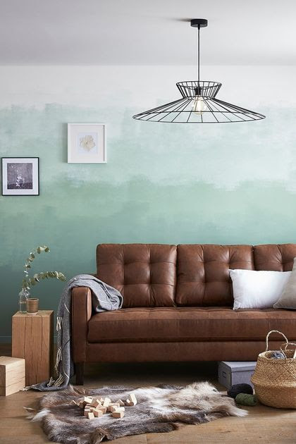Peinture Salon 30 Couleurs Tendance Pour Repeindre Le Salon Côté