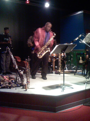 Douglas Ewart & Inventions in Concert w/ Duriel Harris, at the Velvet Lounge