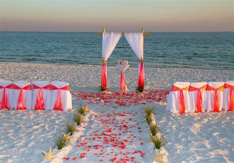 Summer Beach Wedding Ideas   Wedding Definition Ideas
