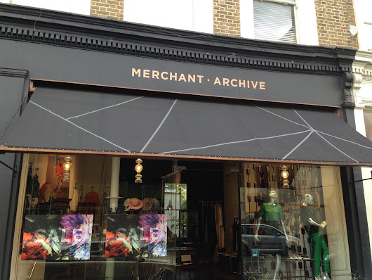 Vintage Heaven at Merchant Archive | City Freude Blog