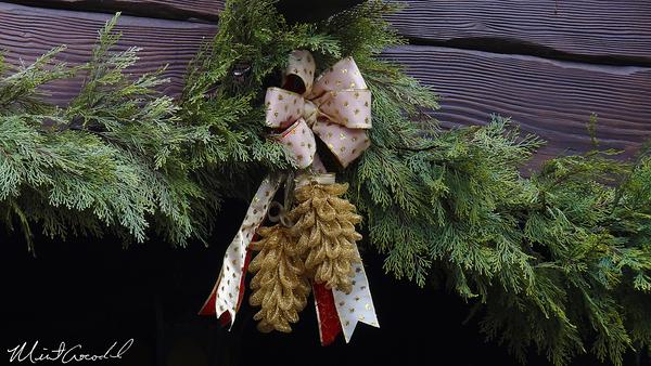 Disneyland Resort, Disneyland, Sleeping Beauty Castle, Fantasy Faire, Christmas, Christmas Time