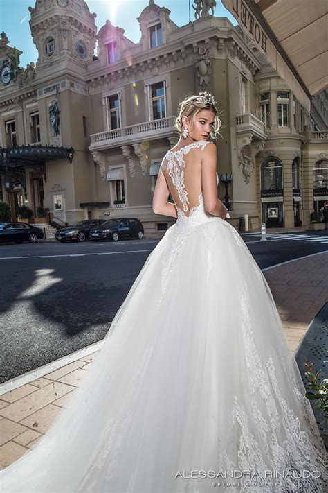 Alessandra Rinaudo 2017 Wedding Dresses ? Gorgeous Italian