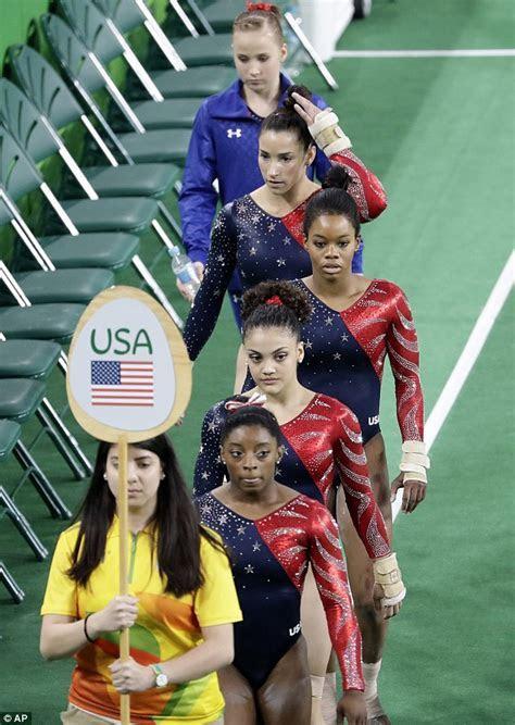 FEMAIL round up best and worst gymnastic leotards at Rio