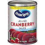 Ocean Spray Jellied Cranberry Sauce - 14oz
