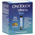 OneTouch Ultra Blue Test Strips - 25 count