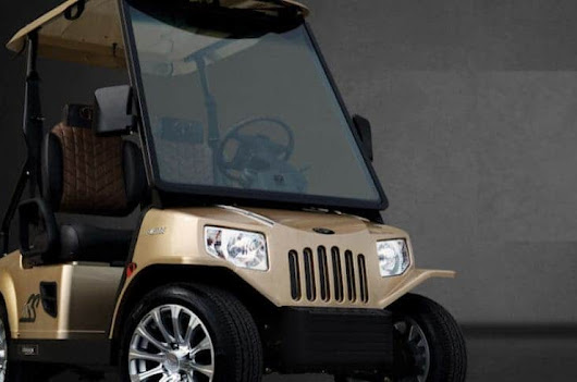 Is This the Return of the Greatest Golf Cart on the Planet?