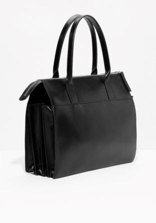And Other Stories Pleat Handbag