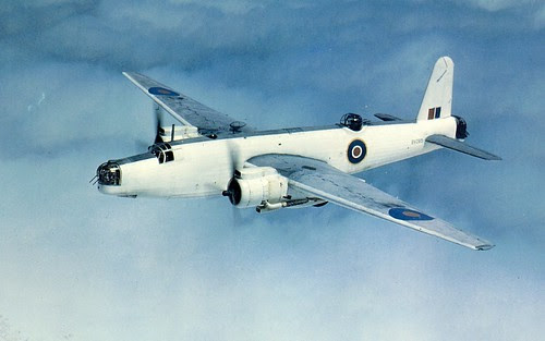 Vickers Warwick 1943.