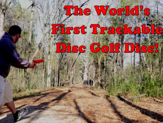 Ping: Trackable Disc Golf Disc by Chris Martin — Kickstarter