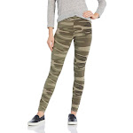 Alternative - Go-To Spandex Leggings - 7004 - Khaki Camo