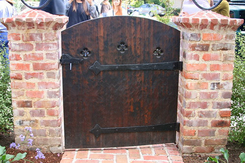 tudor gate back