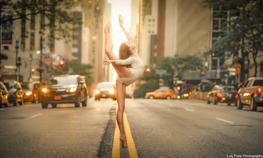 NYC Ballet Photographer Luis Pons | Photography As Tool To Heal
