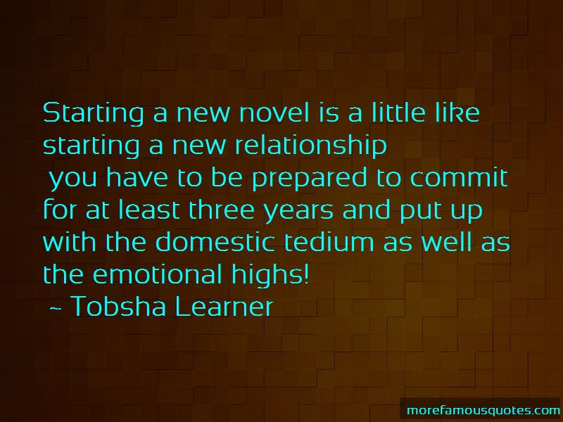 Quotes About Starting A New Relationship Top 1 Starting A New