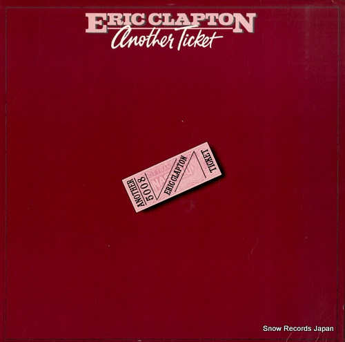 CLAPTON, ERIC another ticket