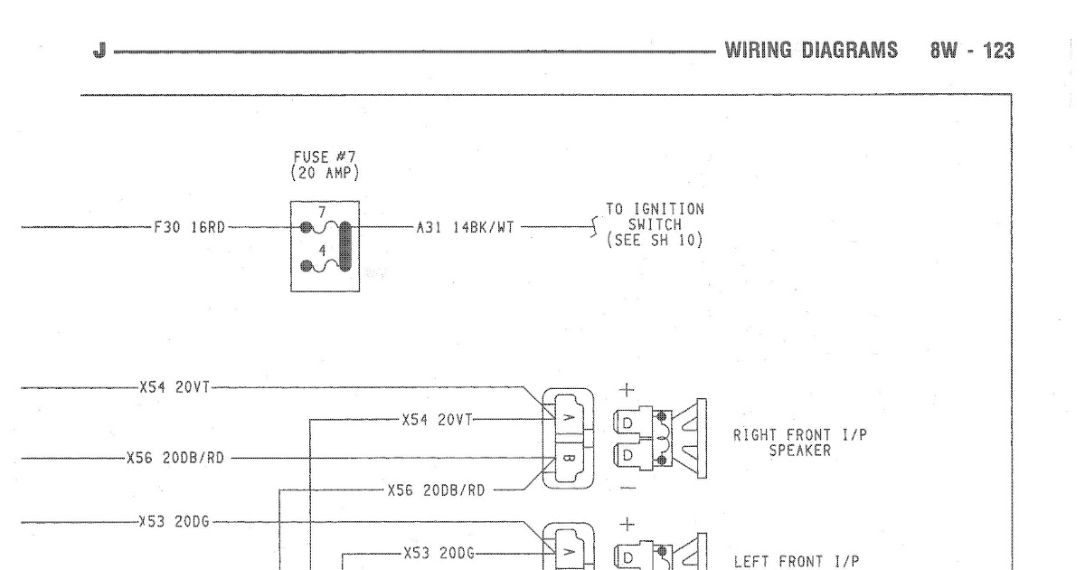1997 Saturn Wiring Diagram