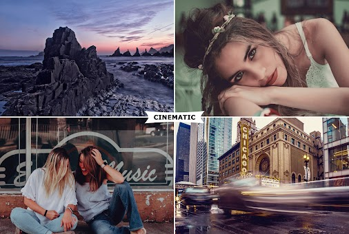 5 Cinematic Photoshop Actions Download!! https://crmrkt.com/rrMeB0  The actions are for the best graphic...