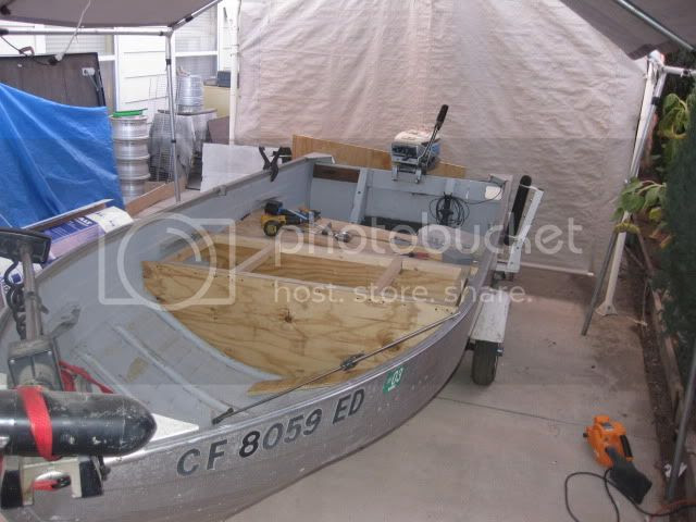 1968 12' foot Mirrocraft aluminum boat mod Page: 1 - iboats Boating
