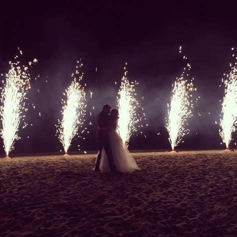 Indoor Fireworks    Wedding Fireworks & Special Effects