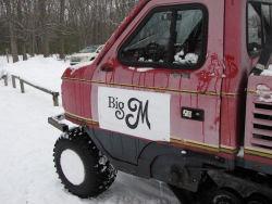 Big M track truck