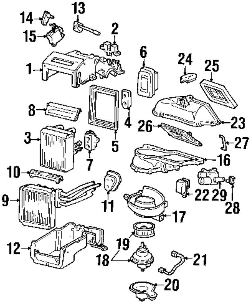 Wiring Diagram PDF: 2002 Lincoln Blackwood Engine Diagram
