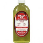 Lincoln E-Z Leather Suede Stain Vinyl Canvas Cleaner 240ml