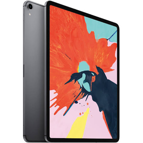 Apple 12.9-inch iPad Pro (2018) - Wi-Fi - 64 GB - Space Gray