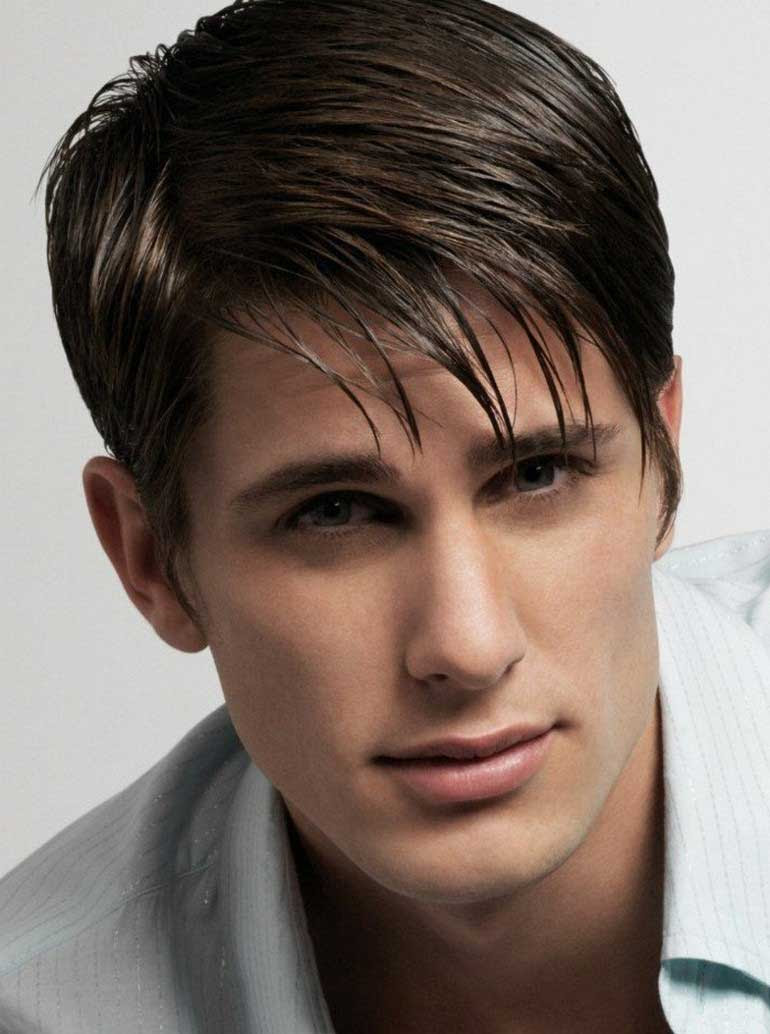 15 Simple Hairstyles For Boys To Appear Personable - Haircuts & Hairstyles 2018