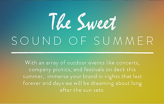 The Sweet Sound of Summer