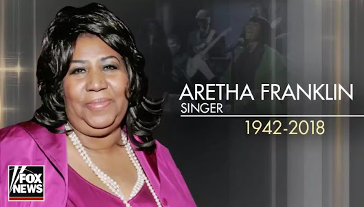 Fox News Memorializes Aretha Franklin With Photo Of Patti LaBelle
