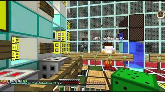 Unifying Minecraft Servers