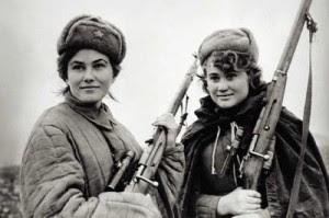 Anti-Aircraft-Women