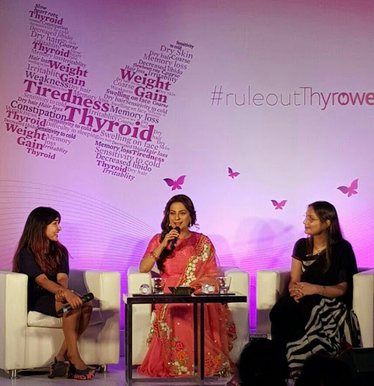 #ruleoutThyroweight I thought I was lazy, till I found out I had thyroid: I lost 30 kgs and won against thyroid