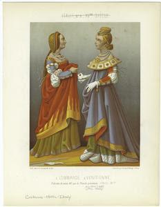 Lombarde ; Venitienne. Digital ID: 811042. New York Public Library