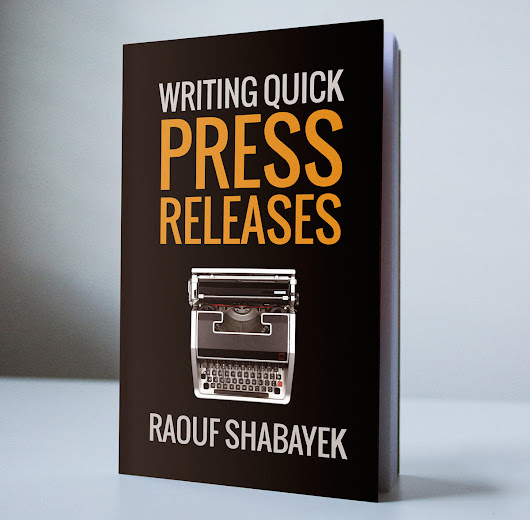 Your Guide to Writing Quick Press Releases | Wajeez