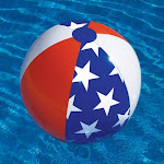 International Leisure 90036SL Classic Beach Ball