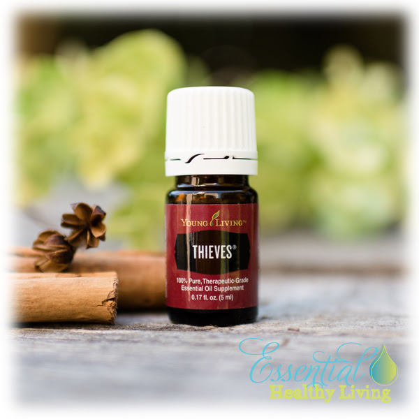 Thieves Young Living essential oils