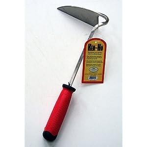 Long Handled Garden Weasel Tool