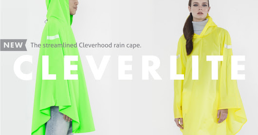 Cleverhood Rain Capes Made in Fall River