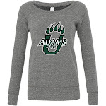 NCAA Adams State Grizzlies PPASU01, G.A.7501, TRGY, L Size Large TriGrey